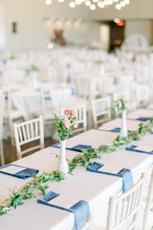 blush blue wedding inspiration canyonwood ridge austin, texas wedding planner coordinator epoch co+ erin elizabeth photography