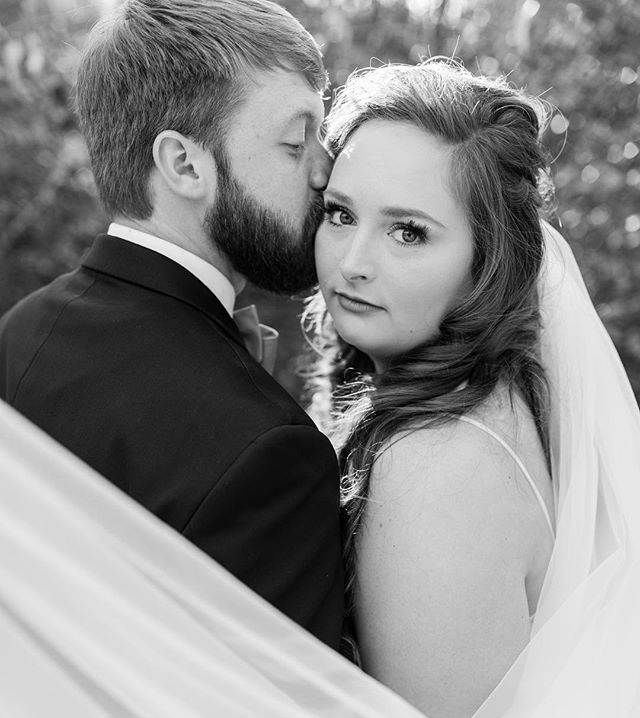 Our day was so perfect! I'm so thankful to everyone who helped make it possible! ❤️ @hillaryleahphotography you killed it, thank you for being the best 💕! Y'all she sent me a crap ton of sneak peeks the night of our wedding- she's a real life superhero!