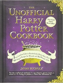 THE UNOFFICIAL HARRY POTTER COOKBOOK BY DINAH BUCHOLZ - $11.42