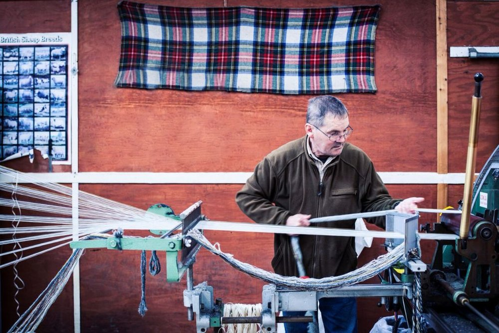 Photography by Harris Tweed