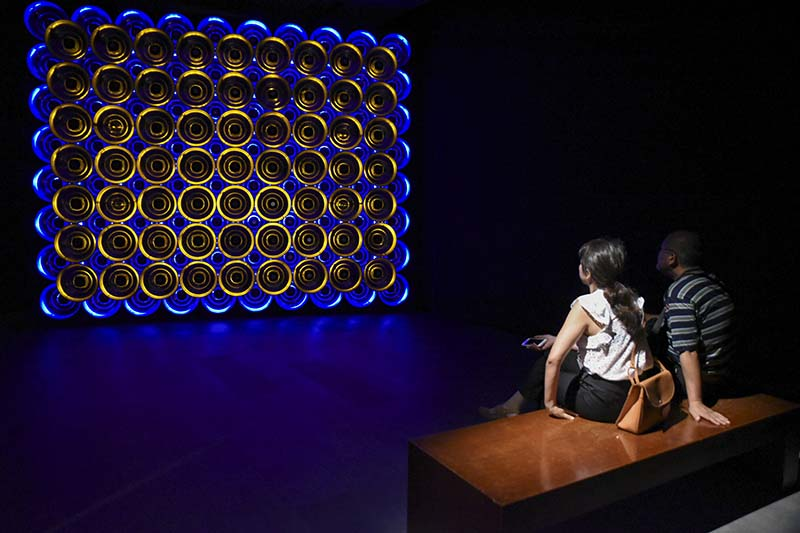 SONICreflection by Zulkifle Mahmod | Photography Courtesy of Singapore Art Museum