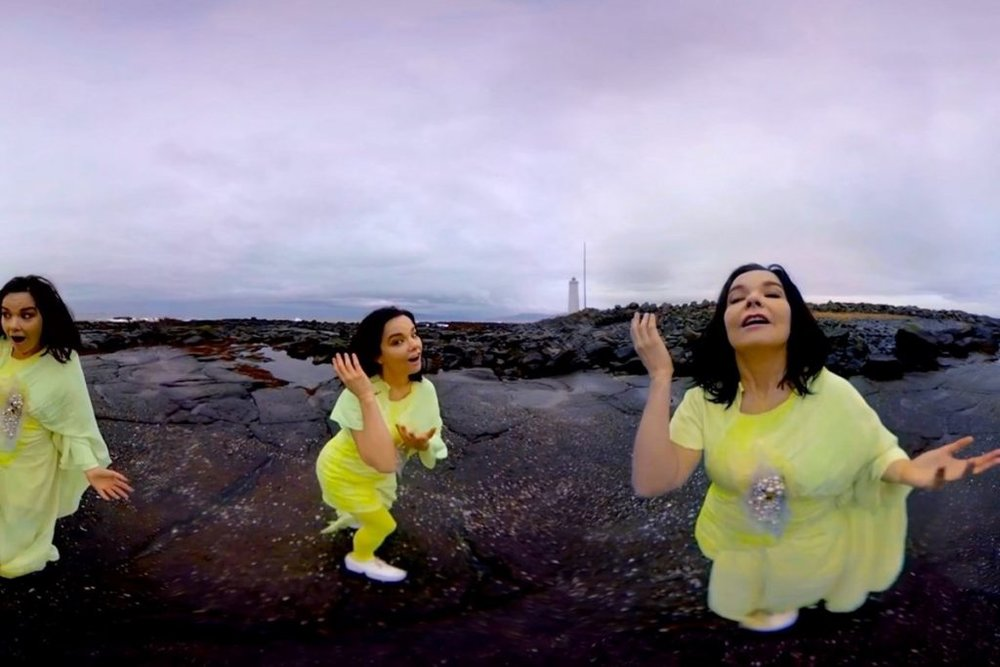 Björk Digital – Stonemilker | Photography Courtesy of Dazed Digital