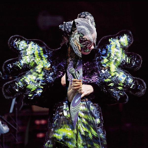 Björk Digital | Photography Courtesy of Somerset House