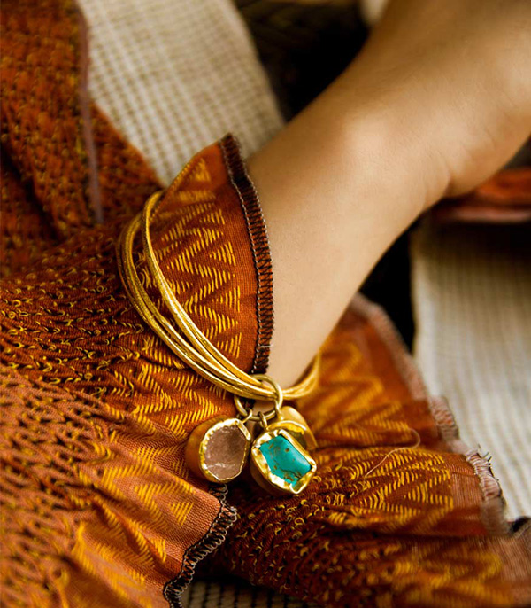 A Tryst With The Wrist Bracelet | Photography courtesy of Zariin