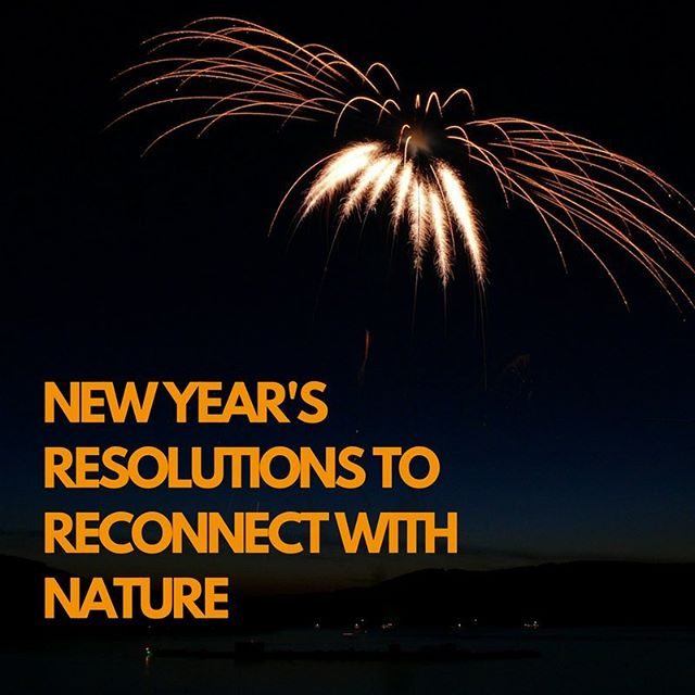 Happy New Years! If you haven't set a #resolution yet, use these ideas to make the #outdoors part of your life in 2017. https://goo.gl/TSWYE6