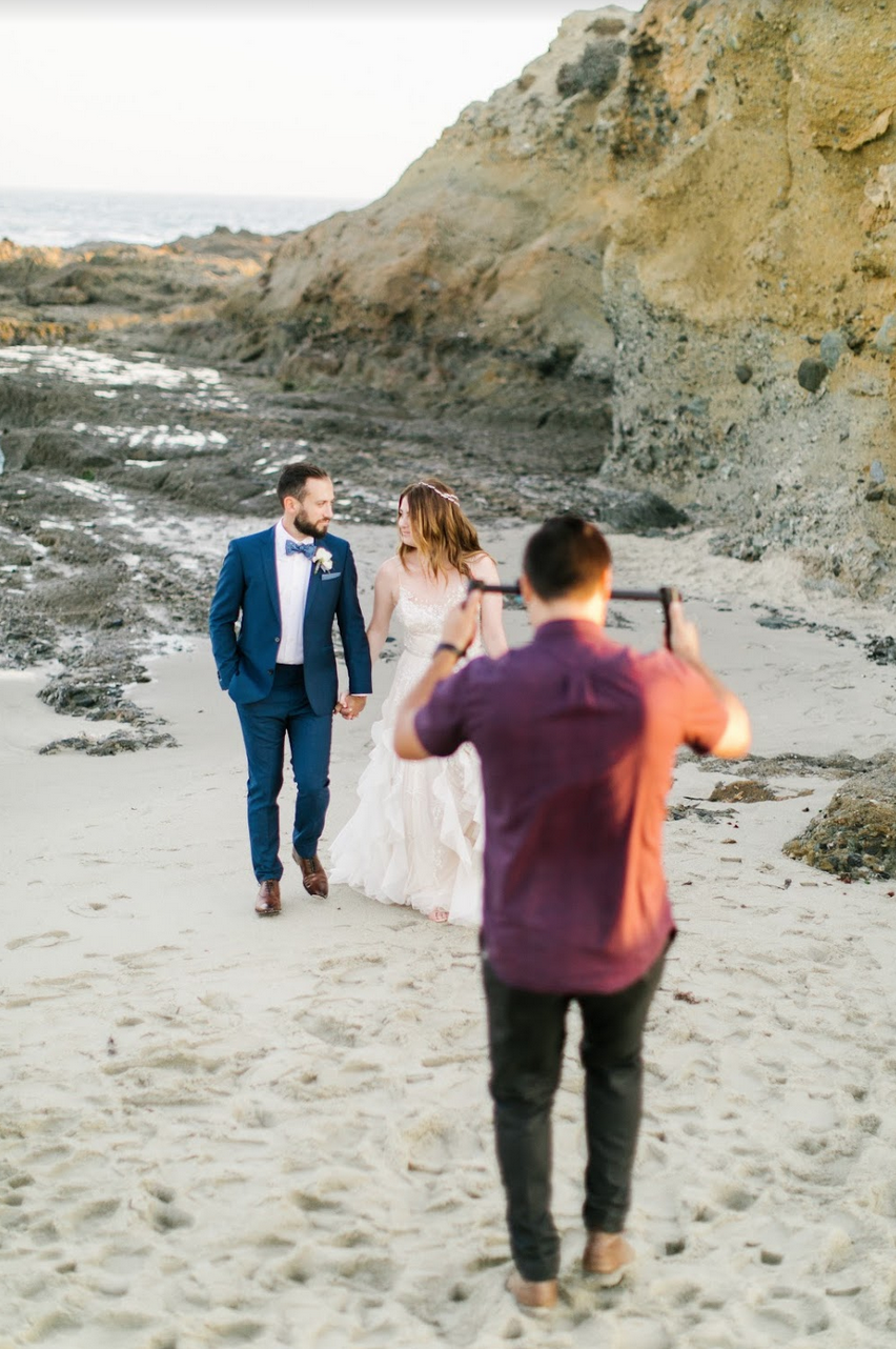 Orange County Wedding Videographer