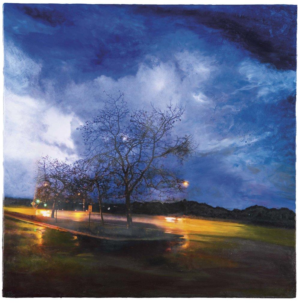 Jiela Rufeh  (CA)  Evening Glow
