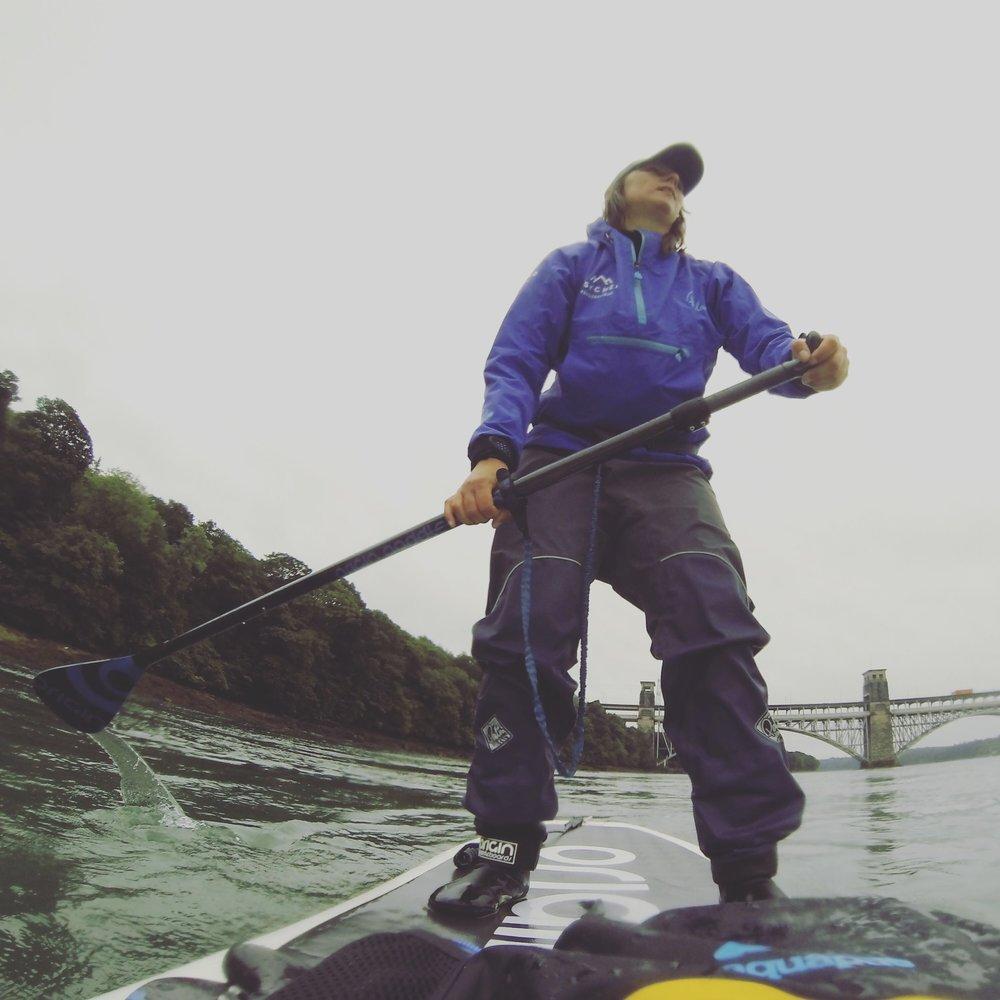SUP circumnavigation | Stand up Paddleboarding Menai Straits, Anglesey