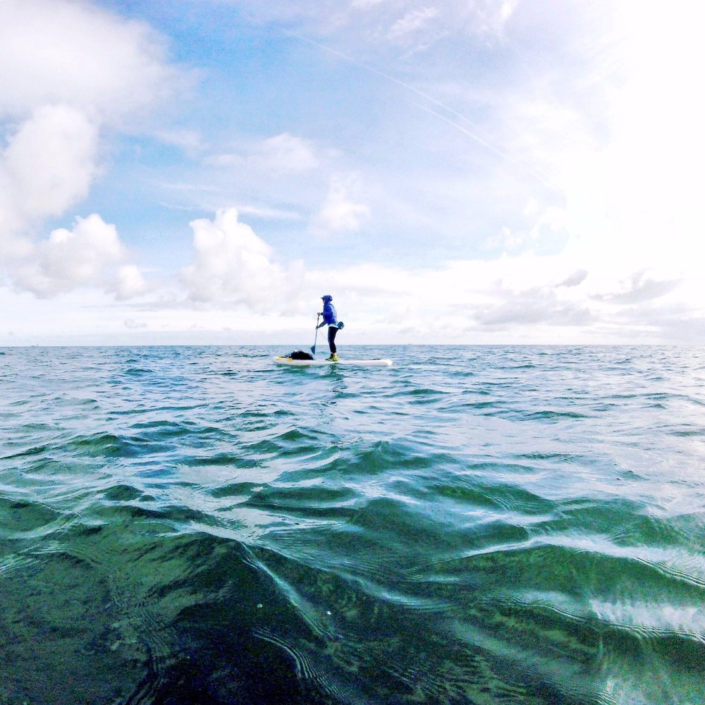 Sian Sykes | Psyched Paddleboarding