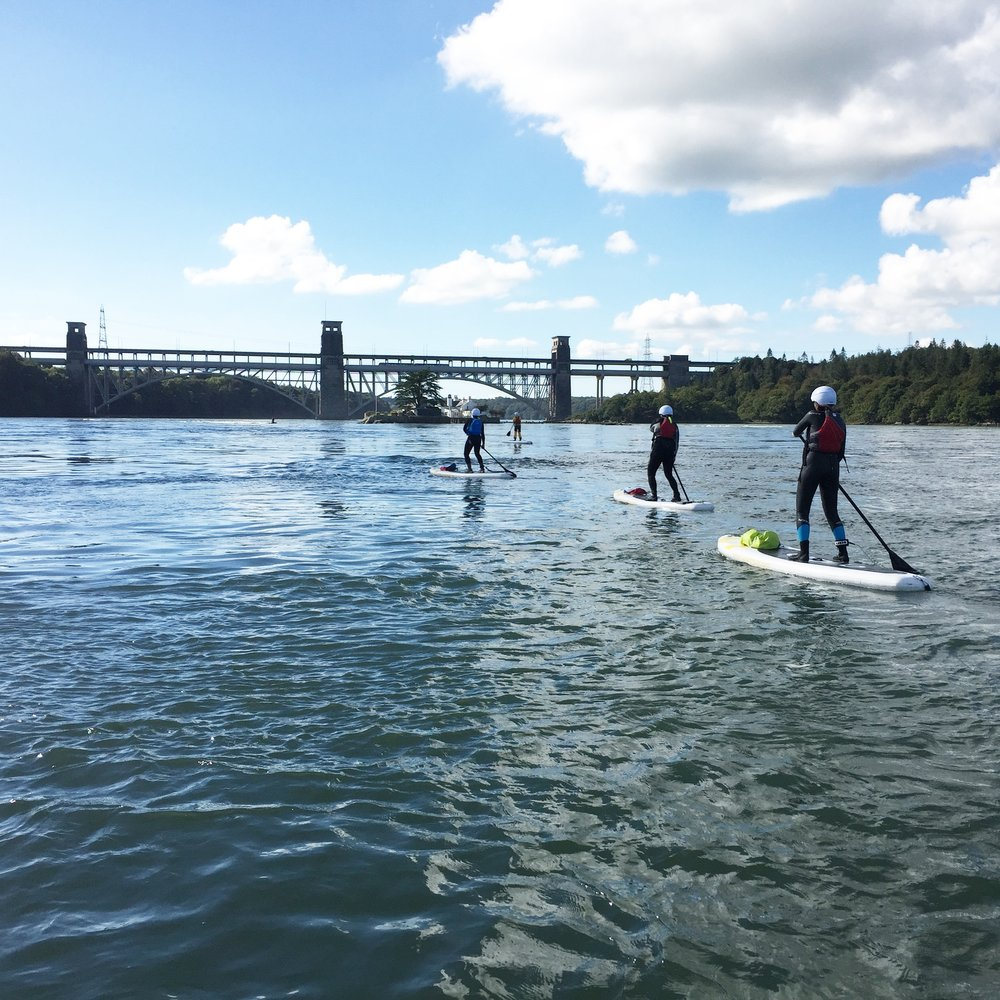 Psyched Paddleboarding | SUP Safety & Awareness Skills Course