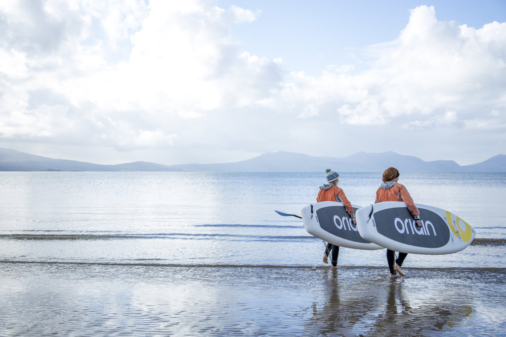 Mini SUP Safari with Psyched Paddleboarding, Corporate Events