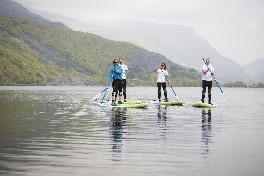 SUP SOCIAL | Psyched Paddleboarding