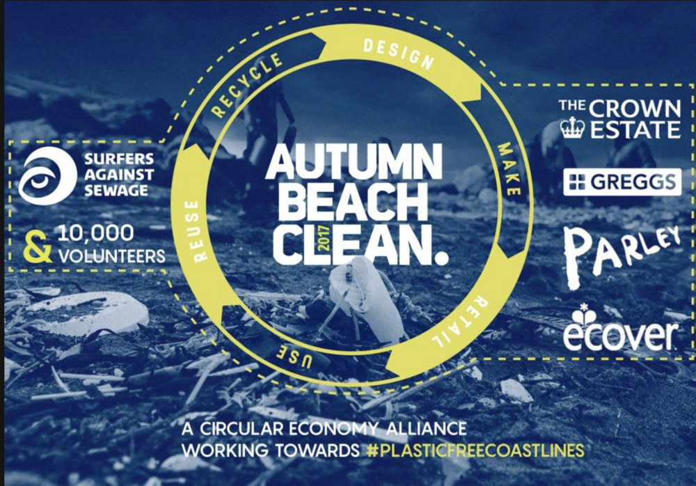 SAS | Autumn Beach Clean