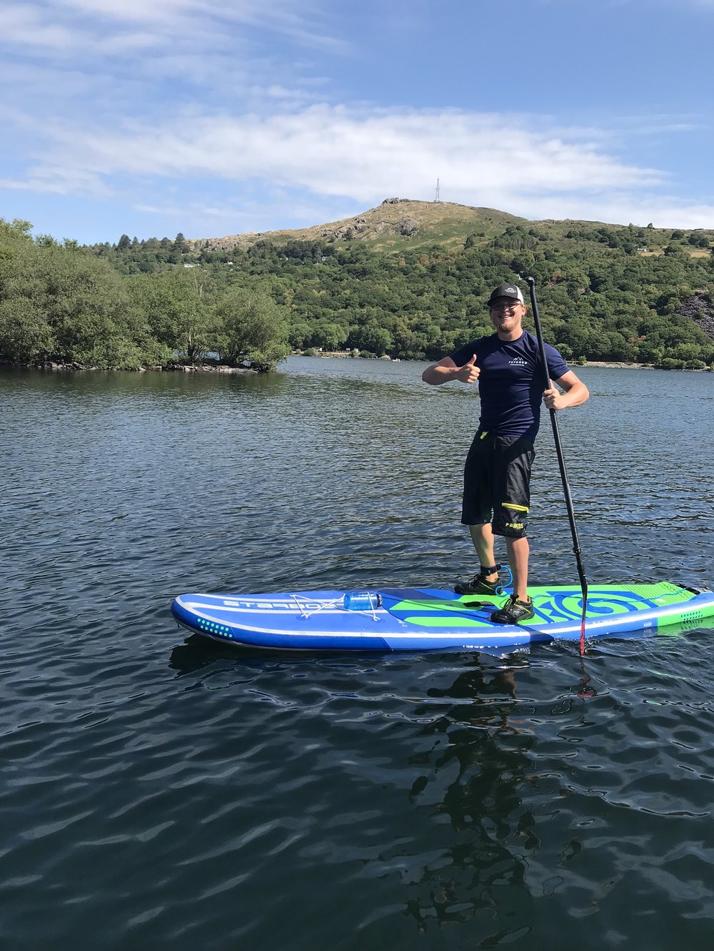 MIKE | PSYCHED PADDLEBOARDING