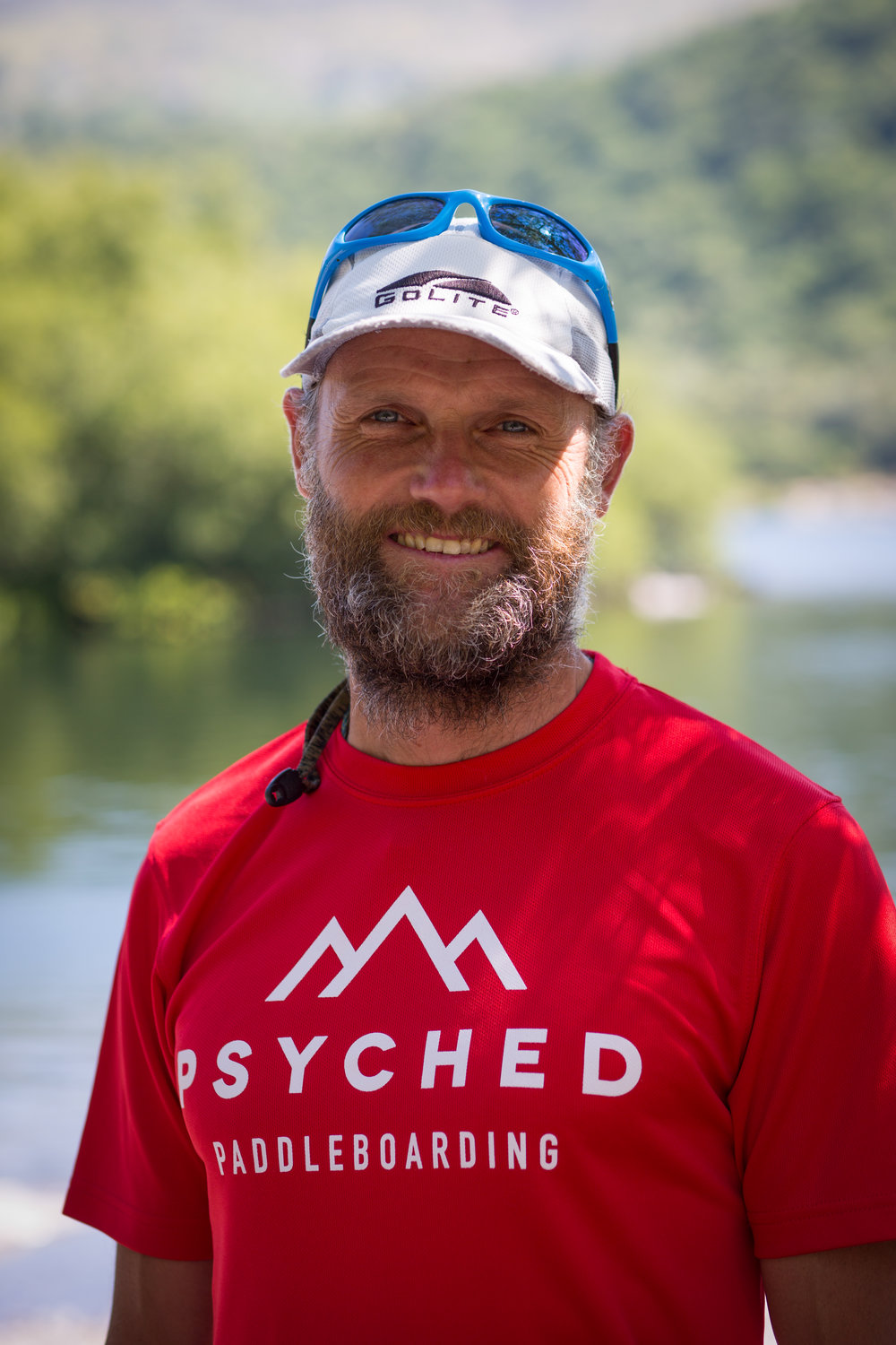 Dave Brown, Psyched Paddleboarding