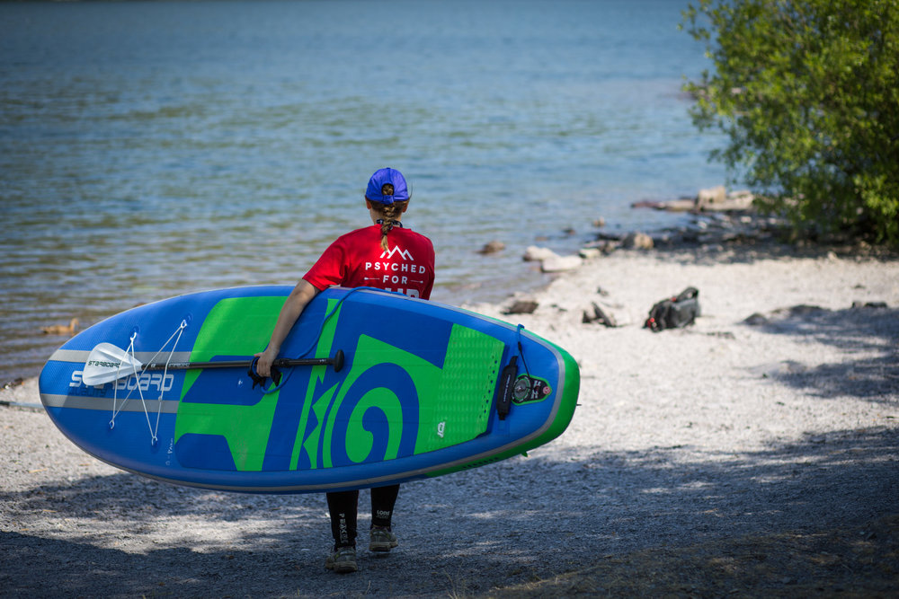 Intro to SUP | Psyched Paddleboarding | Hen Party