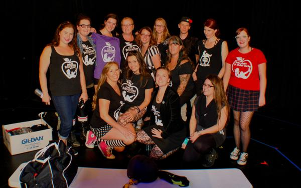 With the Eves of Destruction in Victoria, BC
