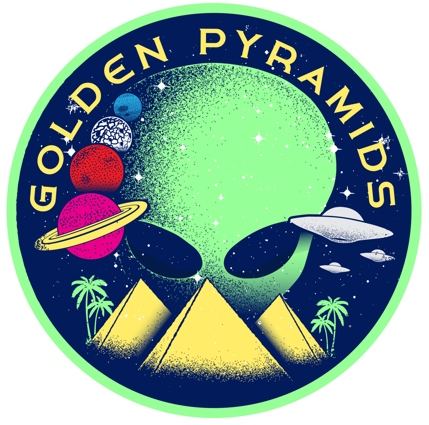 Golden Pyramids Network