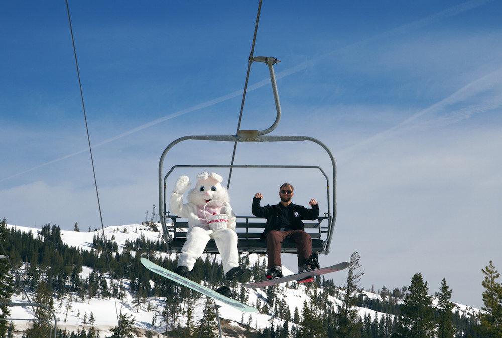 sugar bowl ski resort easter
