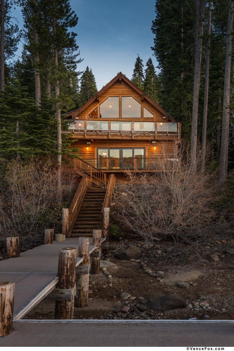SOLD! Donner Lakefront Home