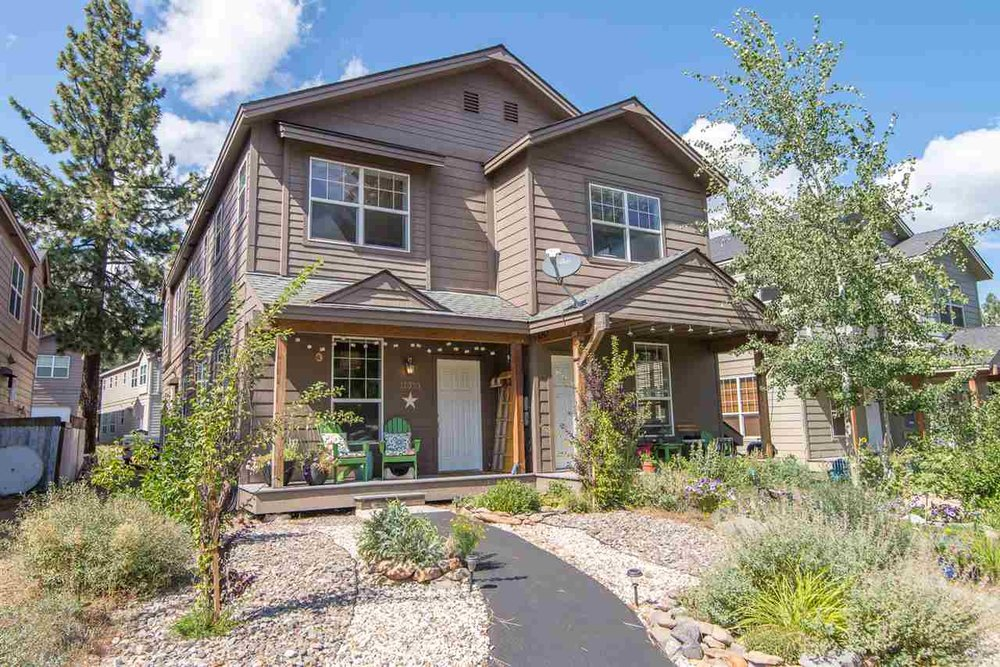 SOLD! Downtown Truckee Townhome
