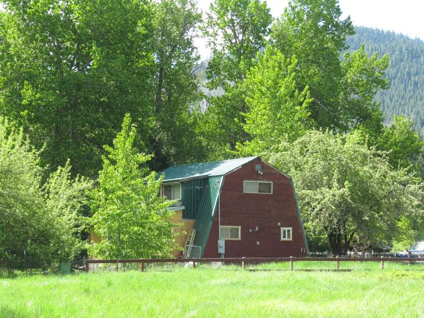 SOLD! Creekside Home in Sierraville