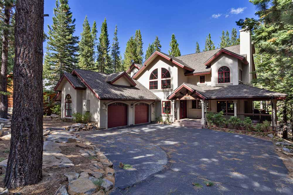 SOLD! Tahoe Donner Mountain Chalet