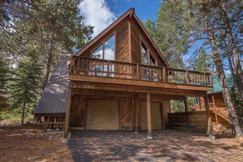 SOLD! Only $525,000 in Tahoe Donner
