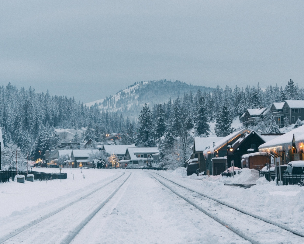 Truckee Winter