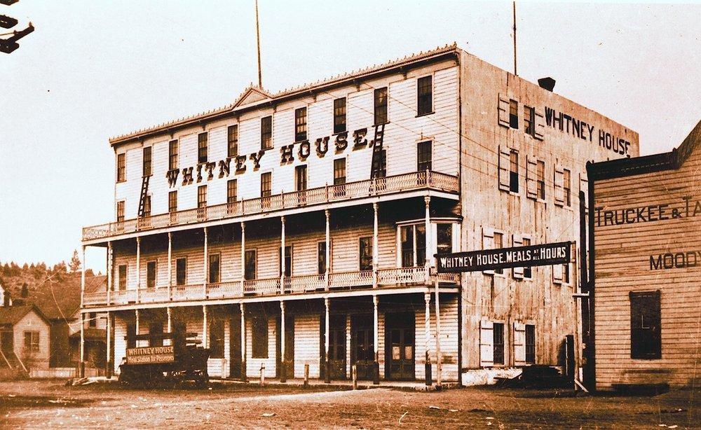 Truckee Hotel