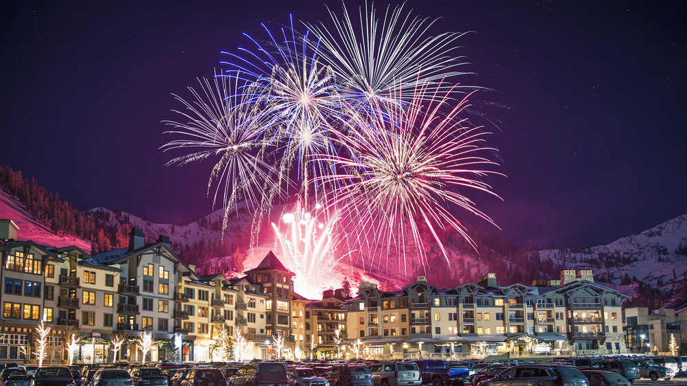 Squaw Valley New Years Eve