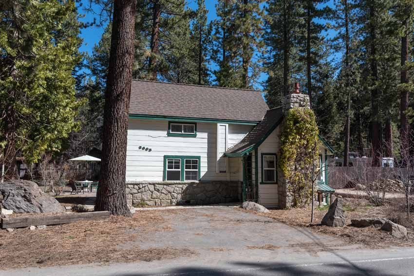 OFF THE MARKET: Lake Forest Cabin
