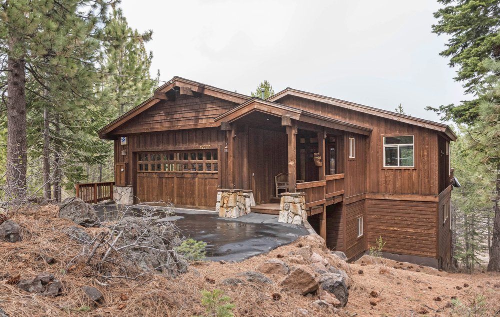 SOLD! Beautiful Tahoe Donner Home
