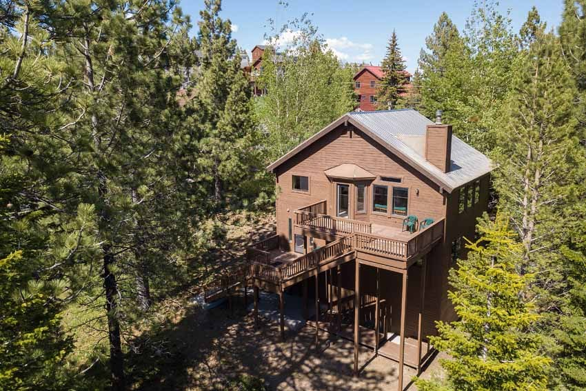 Sunny Tahoe Donner Home