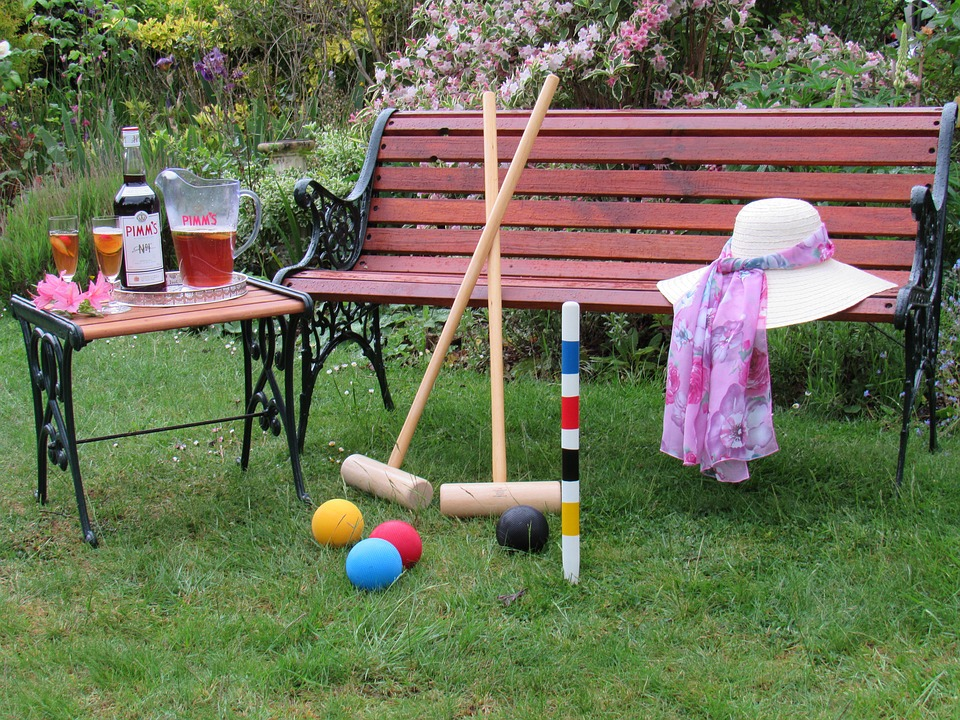 Pimms And Croquet