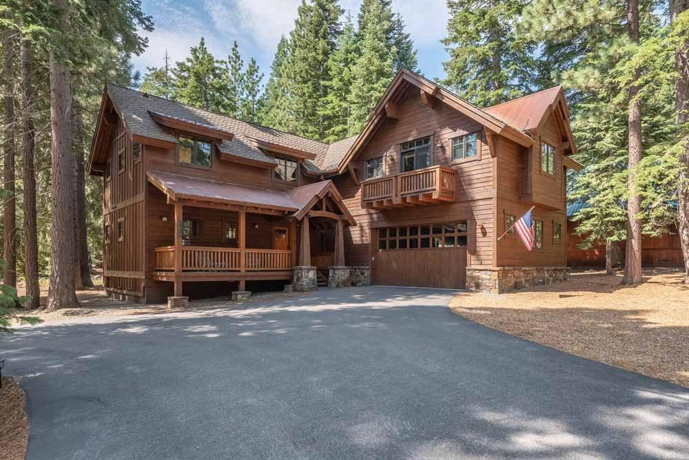 SOLD! Old Tahoe Custom Home