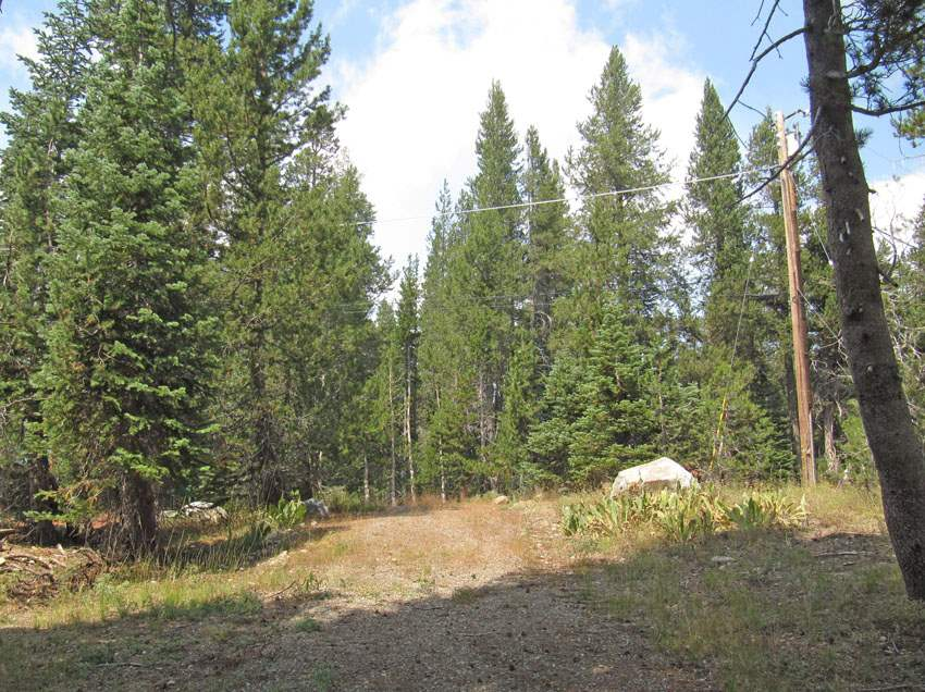 OFF THE MARKET: Donner Summit Lot