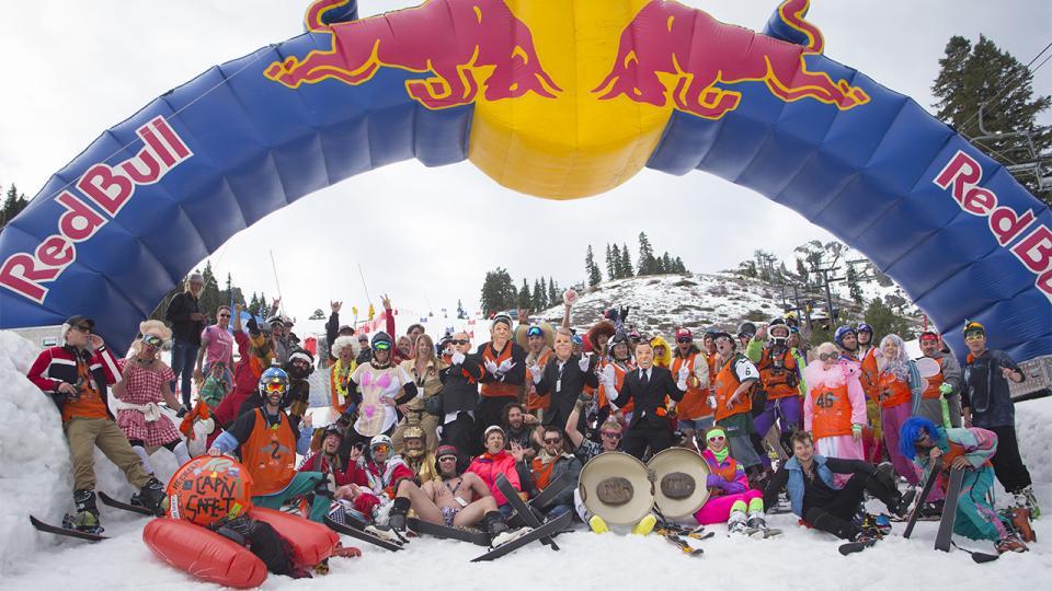 Photo from    Squaw Alpine   .