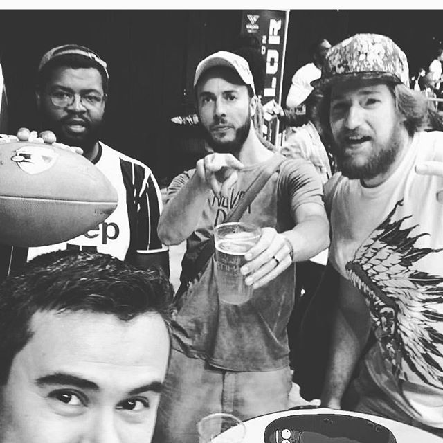 #tbt Valor Crew 2017. Endorsed by Santana Moss.