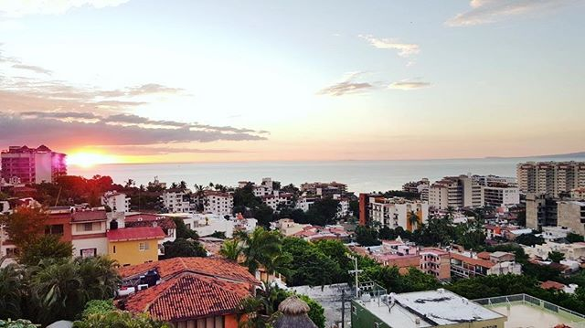 Today's plans: Soak in the view ✔️ #puertovallarta #vacationrental