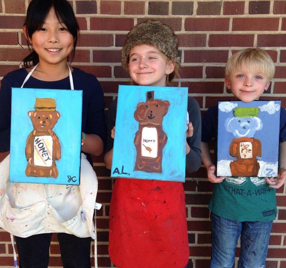 Sept 10 - Honey Bear Class
