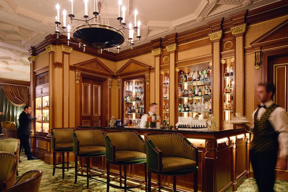 The Library Bar @ The Lanesborough, London