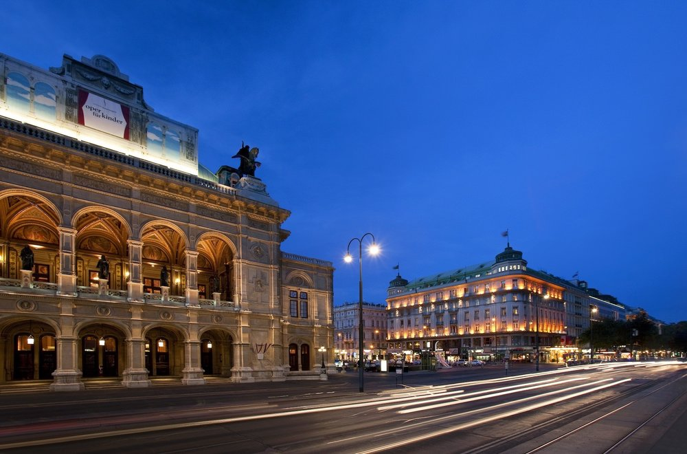 Hotel Bristol, Luxury Collection, Vienna