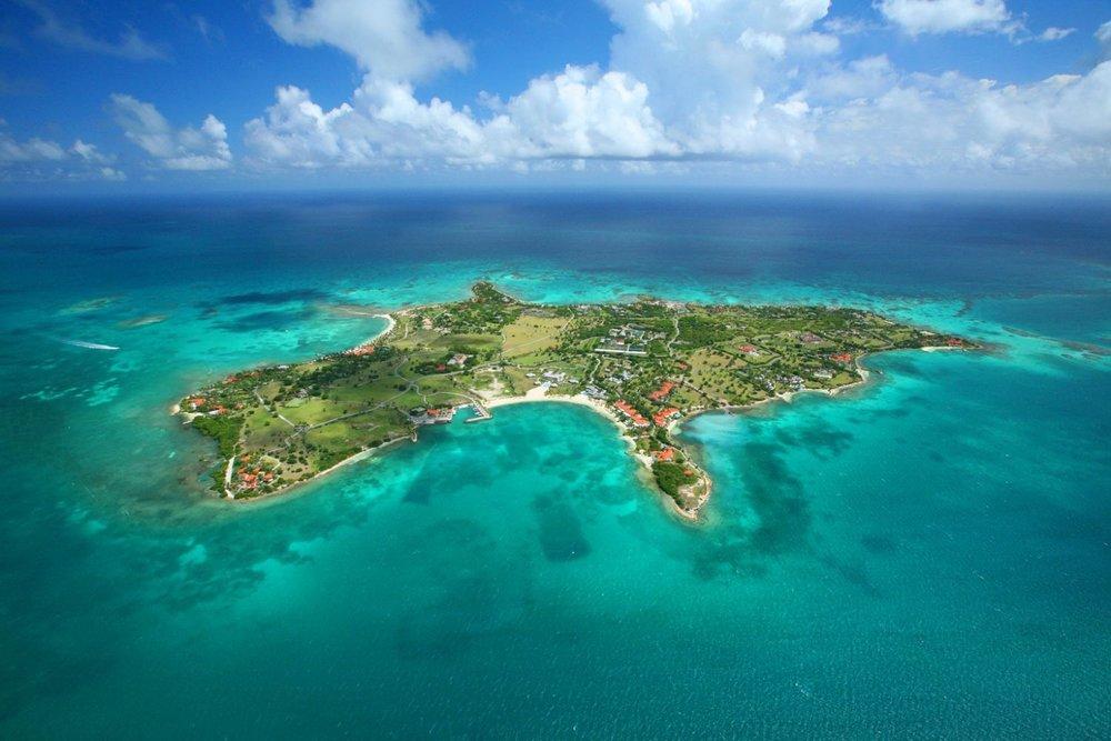Jumby Bay Island, West Indies