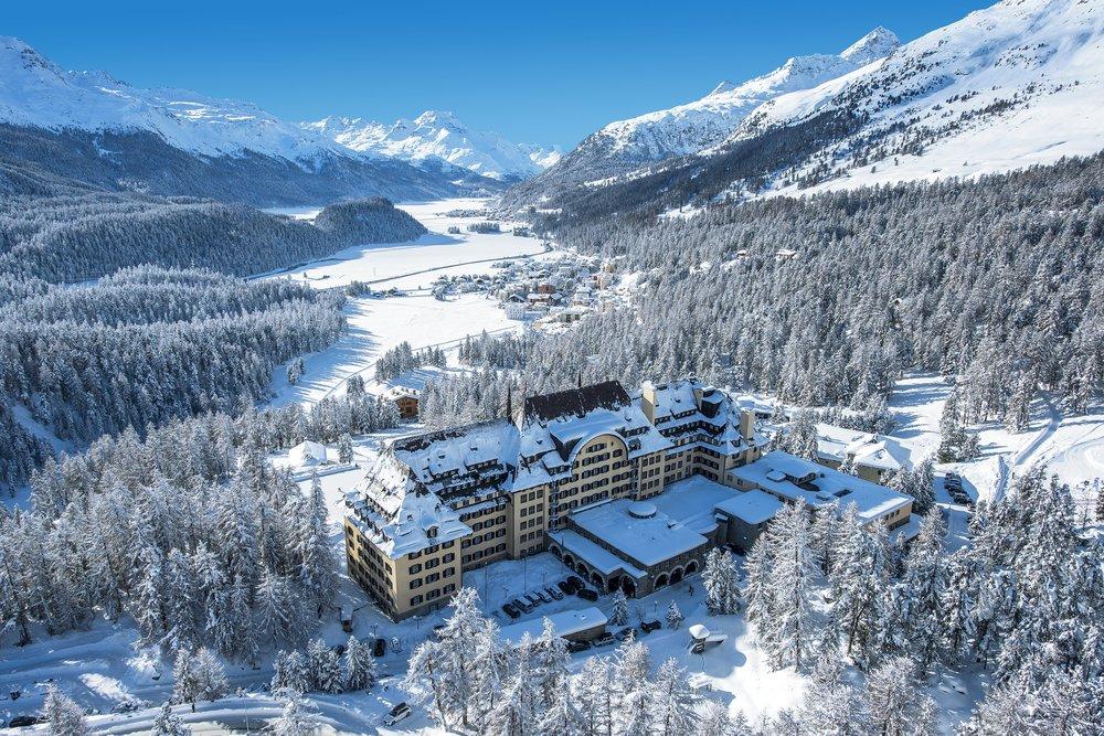 Suvretta House, St. Moritz