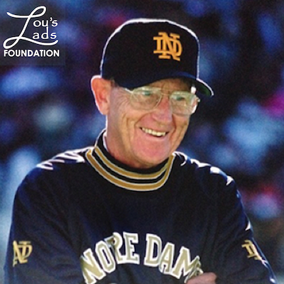 EGT is proud to partner with the Lou's Lads Foundation - A 501(c)(3) corporation dedicated to preserving and supporting the legacy of Coach Lou Holtz and his Notre Dame players. The Lou's Lads Endowed Scholarship Fund provides significant financial support to the educational needs of deserving Notre Dame students.