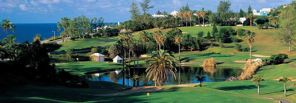 Bermuda Fairmount Southampton Golf Course
