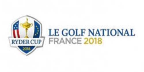 Ryder Cup Le Golf National  France September 26th - October 1st 2018 -