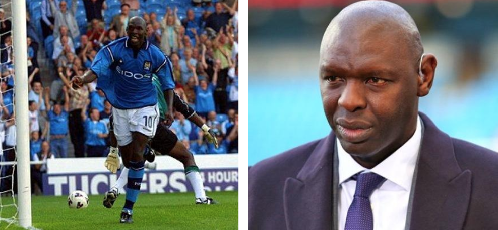 Shaun Goater - Shaun isn't just a cult hero of the City faithful, he is a member of an exclusive group of players to have scored 100 times for the club. He spent five years at City and in his time there helped solidify Premier League status, after the club had dropped to its lowest position ever in the third tier of English Football. The Bermudan striker endeared himself even more, by putting away some memorable Derby day goals. Including his 100th in a 3-1 win. In 2000 Shaun was given the Freedom of Bermuda, and was honored by the Queen when he was given the MBE.