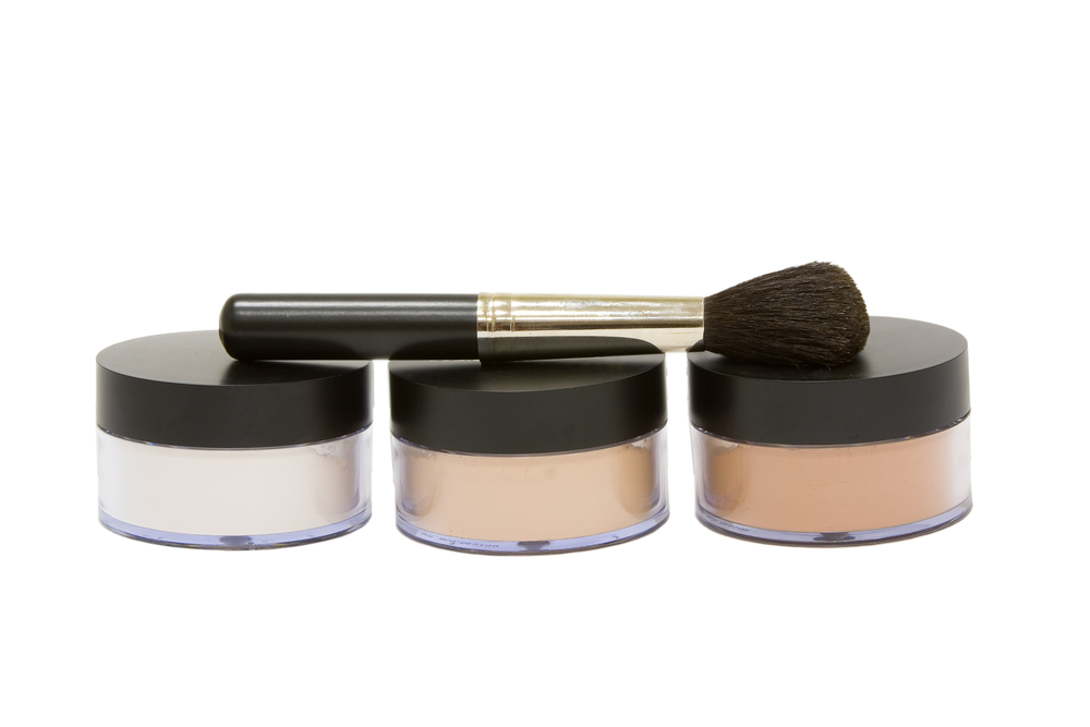 Make your own mineral foundation